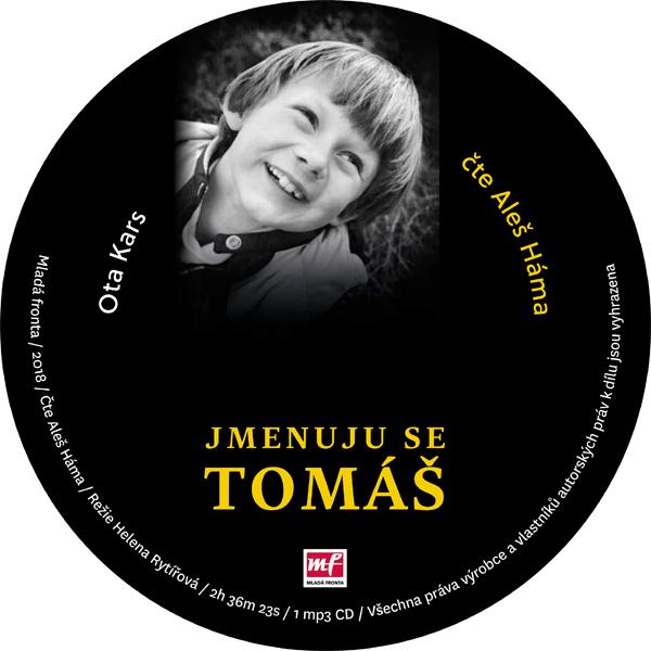 Jmenuju se Tomáš - audiokniha
