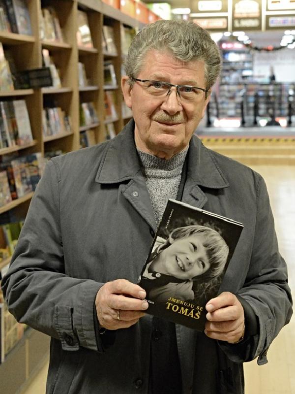 Tatínek Tomáše Holého Václav Holý